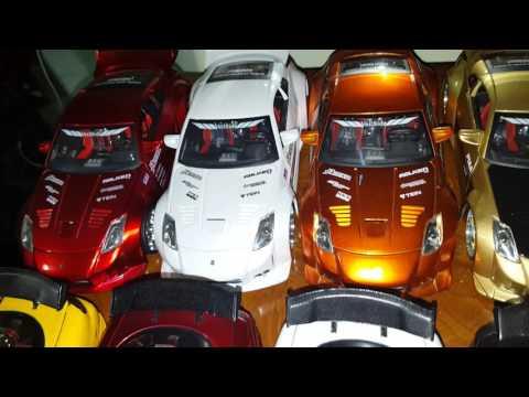 Import racer Jada toys