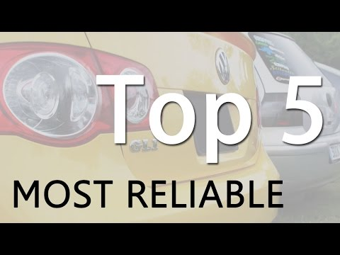 Top 5 Most Reliable VW Models