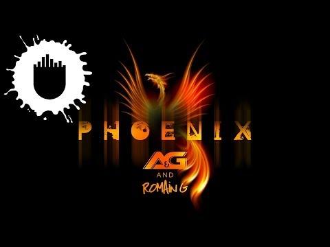 A&G and Romain G - Phoenix (Cover Art)