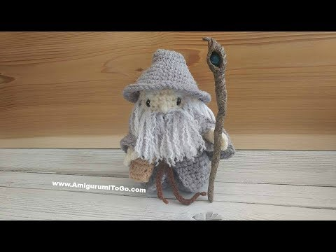 Crochet A Wizard Introduction