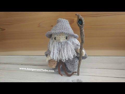 Mini Gnome Ornament Version One With Short Hat | 360x480