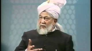 Liqa Ma'al Arab #163 Question/Answer English/Arabic by Hadrat Mirza Tahir Ahmad(rh), Islam Ahmadiyya