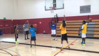 Genesis Hoops Basketball Training