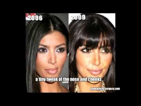 Видео, какой была Кардашян какая стала - which was what the Kardashian