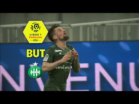 But Mathieu DEBUCHY (90') / Olympique Lyonnais - AS Saint-Etienne (1-1)  / 2017-18