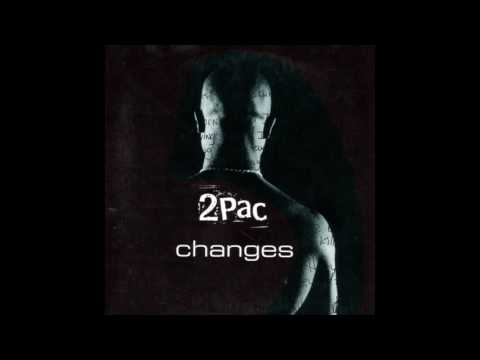 2Pac - Changes feat. Talent (HQ)