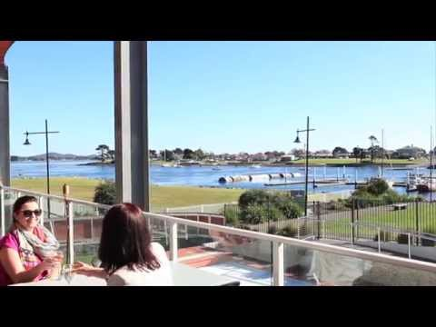 George Town and Low Head, Tasmania - area video