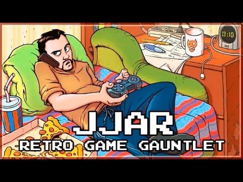 JjAR и Retro Game Gauntlet (полная версия). День 01 -  NES