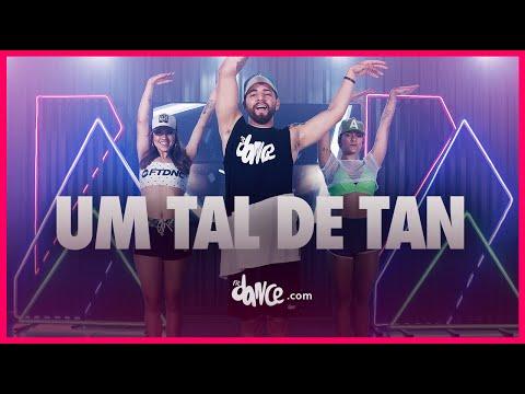 Um Tal de Tan - Lincoln & Duas Medidas e O Poeta  FitDance TV Coreografia  Dance