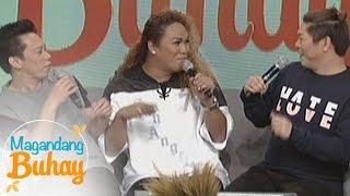 Magandang Buhay: MC, Lassy, and Negi's friendship