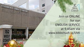 English Service 29 November 2020