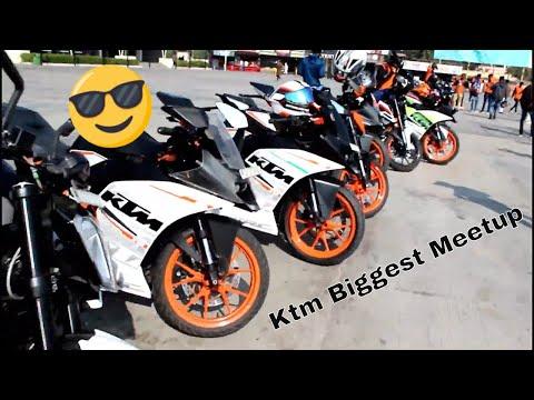 KTM_Unity Event ! Gujarat largest meetup ! Ktmindia..KV Fames