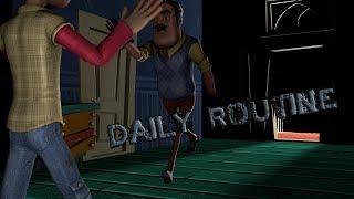 - HELLO NEIGHBOR SFM Daily Routine