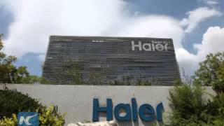 China's Haier provides small and medium-sized manufacturing enterprises trade assistance