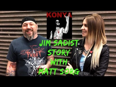 Ringworm's Matt Sorg talks about Jim Sadist