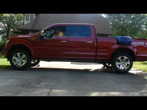 2015 Ford F-150 Platinum 4X4 or Not?