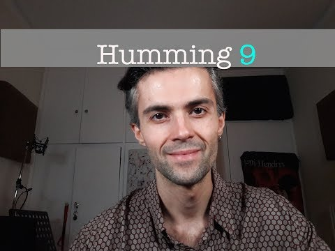 Vocal Warm Up - Humming part 9 | Theo Nt | theont.com