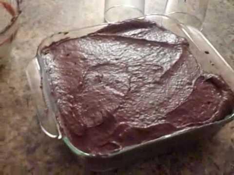 gateau-chocolat-banane-(choco-banana-cake)