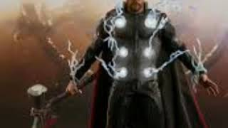 Thor photos in Avengers endgame