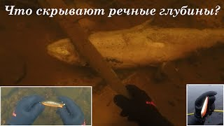 ЭКСТРЕМАЛЬНЫЙ ПОИСК БЛЁСЕН / EXTREME SEARCH FOR SPINNERS