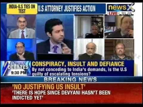 India Debate: Should the Devyani case be made a test case for ties?