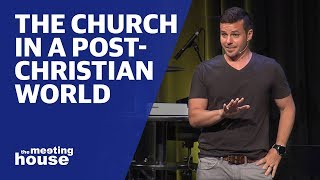 Home Brewed with Jon Hand: Being the Church in a Post-Christia…