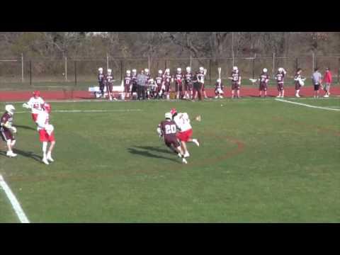 Tyler Senerchia 2017 - Plainedge Lacrosse LSM Junior Year Highlights