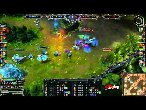 STREAM ARENALEAGUE SpeedCup LOL #11 - sHa vs .cW | LOL [4ème partie]