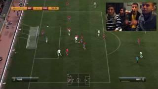FIFA12 - Finale Spettacolo DA NON PERDERE!