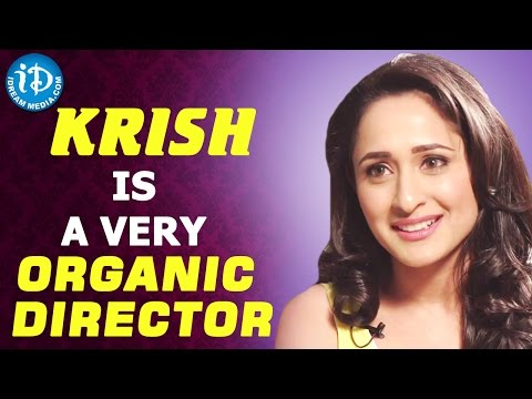 Krish Is A Very Organic Director - Pragya Jaiswal - Kanche Movie