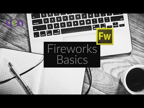 Creating a navigation bar in Adobe Fireworks CS5