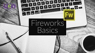 Creating a navigation bar in Adobe Fireworks CS5