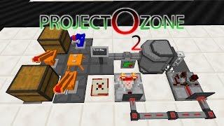 Project Ozone 2 Kappa Mode - PNEUMATICCRAFT ASSEMBLY [E58] (Modded Minecraft Sky Block)