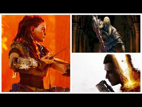 ИГРОНОВОСТИ Horizon Zero Dawn 2, Elden Ring, GTA 6, Dying Light 2, Dead Age 2, Ghost Of Tsushima