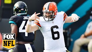 The Browns are 8-3 for First Time Since 1994 — Charlotte Wilder | FOX NFL