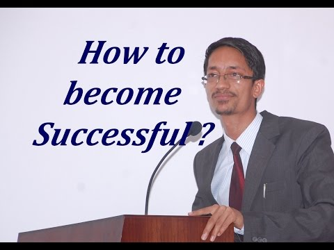 How to become Successful ? (Message from Tara Jii)