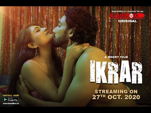 Download IKRAR Hot Erotic Movie | KindiBOX Original | Hiral Radadiya | Official Trailer | Bold Movie Ikrar