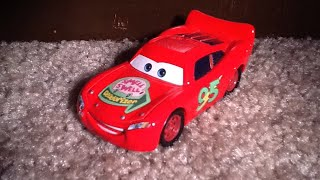 Disney cars Smell Swell  Lightning McQueen review