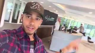 Back From Holiday! | Lewis Hamilton Snapchat Vlog