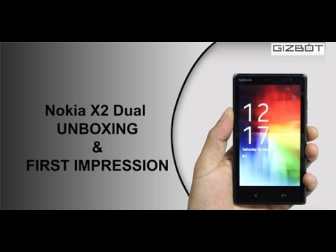 Nokia X2 Dual Unboxing & First Impression  Youtube