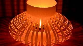 5 Minutes DIY - Diya / Candle Lamp - 1 Lamp Use In 3 Ways | Diwali Decoration By Dr. Stuti