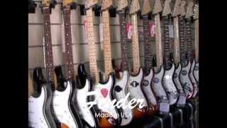 Virtual Tour Your Music Guitars 2014