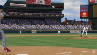 Major League Baseball 2K7 PSP Gameplay HD