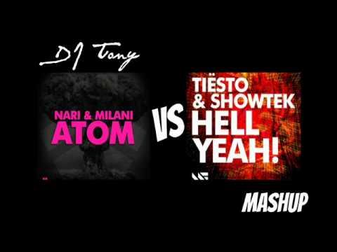 Atom vs Hell Yeah (DJ Tony mashup)