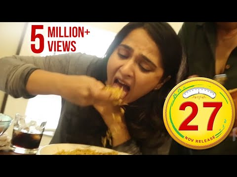 Size Zero Making - Anushka Gains Weight