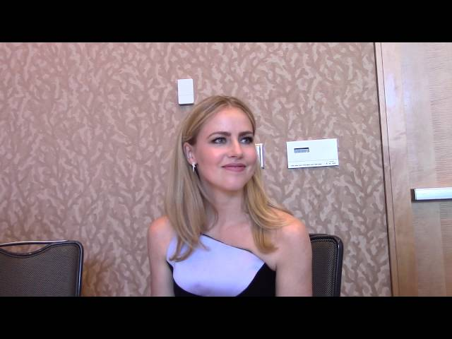 12 Monkeys - Amanda Schull Interview, Season 2