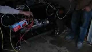 Winch solenoid replacement on transistors