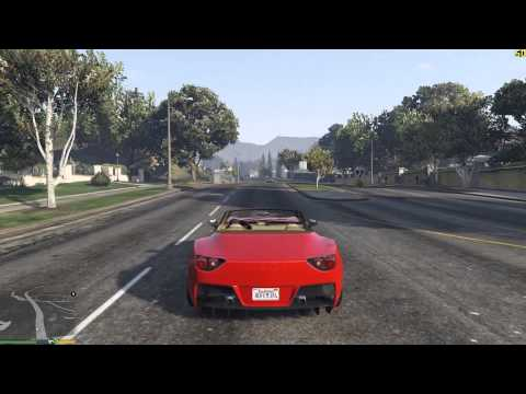 GTA V | Test Asus GTX 750 Ti OC 2GB GDDR5 | 1080 | FPS