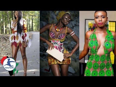 Top 10 Beautiful African Fashion Styles