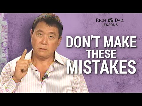 Don't Chase Money, Chase Education - Robert Kiyosaki